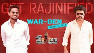 Download WAR-DEN | Hostel Lo Inthe ft #Thalaivar swag | Shanmukh Jaswanth | #Petta Video