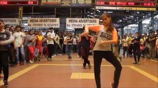 Download Flashmob at CST Station Mumbai Video
