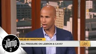 Download Richard Jefferson: The Celtics are better than you think   The Jump   ESPN Video