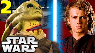 Download Everything Anakin REALLY Saw as Palpatine Killed Mace Windu Revenge of the Sith -Star Wars Explained Video