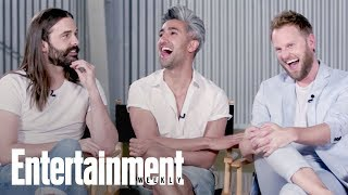 Download Can The Queer Eye Cast Guess Who Said Which Hilarious Instagram Comment? | Entertainment Weekly Video