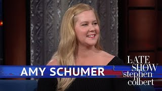 Download Amy Schumer On People Who 'Don't Do Carbs' Video