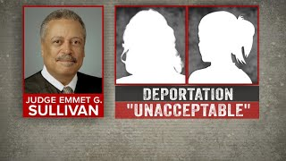 Download Judge threatens to hold Jeff Sessions in contempt over deportation during asylum hearing Video