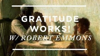 Download Gratitude Works!: The Science and Practice of Saying Thanks [Robert Emmons] Video