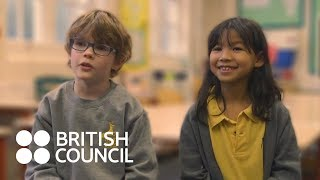 Download Why these multilingual school kids want to learn more languages Video