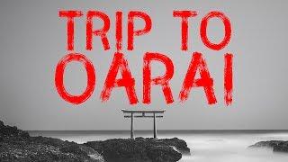 Download BTS - Landscape photography on location at Oarai Coast, Japan Video