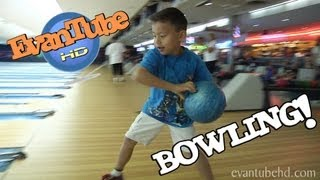 Download EvanTubeHD goes BOWLING + ARCADE ACTION! Video