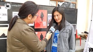 Download 9th Tibet Film Festival: Tsering Wangmo and Tseten Dorjee wins short film competition Video
