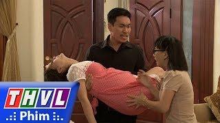 Download THVL | Những nàng bầu hành động - Tập 41[5]: Lam ngất xỉu khi thấy ảnh thân mật của Kiên và Thư Video