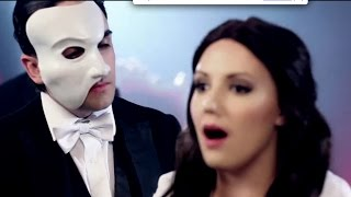 Download The Phantom of the Opera - (VoicePlay feat. Rachel Potter) Video