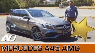 Download Mercedes-Benz A45 AMG ⭐️ - El mejor Hot Hatch de la historia Video