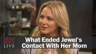 Download The 'Heartbreaking Realization' That Ended Jewel's Contact With Her Mother Video