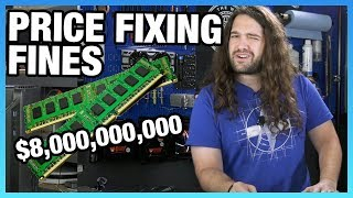 Download HW News - NVIDIA GPU Overstock, RAM Price Fixing Fines Video