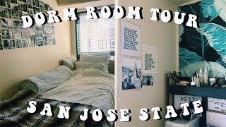 Download DORM ROOM TOUR 2017 | San Jose State University (Campus Village B) Video