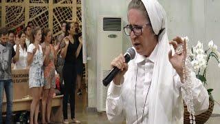 """Download Irmã Zélia Garcia Ribeiro - """" Visão Sobrenatural de Deus"""" Video"""