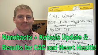 Download Nanobactx + Ketosis Update For CAC Heart Health. More Results Are In! Video