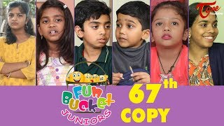 Download Fun Bucket JUNIORS | Episode 67 | Kids Funny Videos | Comedy Web Series | By Sai Teja - TeluguOne Video