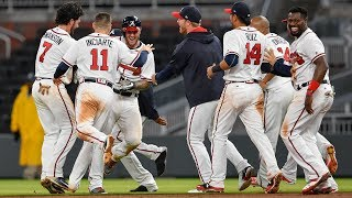Download Braves LIVE To GO: Braves Walk-off Win Over the Pirates Video