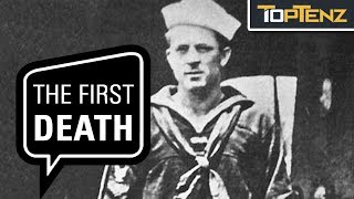 Download 10 Firsts in America's Involvement in World War I Video