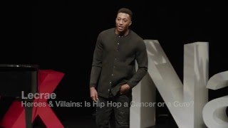 Download Heroes and Villains: Is hip-hop a cancer or a cure? | Lecrae | TEDxNashville Video