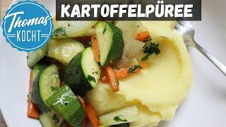 Download Das perfekte Kartoffelpüree / die häufigsten Fehler vermeiden / Thomas kocht Video