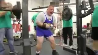 Download ELITE POWERLIFTER WITH DOWN SYNDROME Video