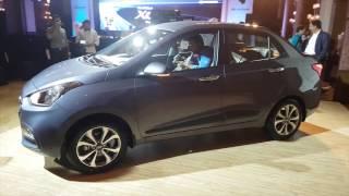 Download 2017 Hyundai Xcent walkaround Video