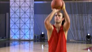 Download Sasha Vujacic on Sport Science Video