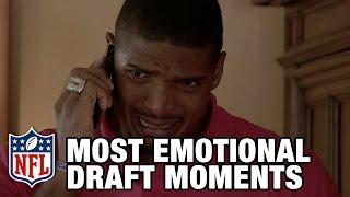 Download Most Emotional NFL Draft Moments | NFL Video