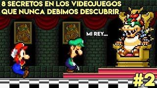 Download 8 Secretos en los Videojuegos que Nunca Debimos Descubrir (PARTE 2) - Pepe el Mago Video