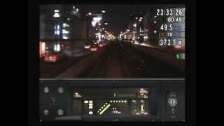 Download [PS2] TRAIN SIMULATOR REAL THE 御堂筋線 / The Midosuji line Video