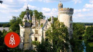 Download France's Forgotten Castle Video