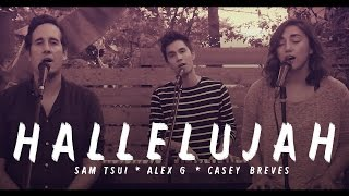 Download Hallelujah (Leonard Cohen Tribute) - Sam Tsui, Alex G, and Casey Breves Video