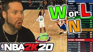 Download is the NBA 2K20 Demo a W L or N? Video