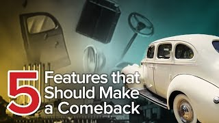 Download Top 5 Retro Car Features that Should Make a Comeback: The Short List Video