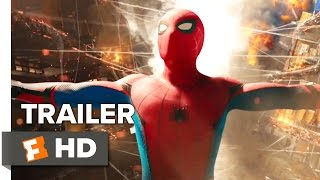 Download Spider-Man: Homecoming Trailer #2 (2017) | Movieclips Trailers Video