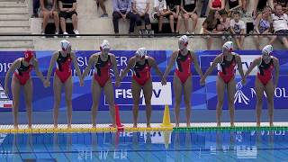 Download Canada's women's water polo finishes fourth Video