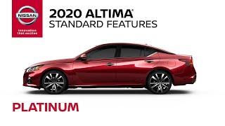 Download 2020 Nissan Altima Platinum Walkaround & Review Video