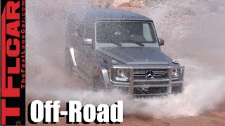 Download 2016 Mercedes-Benz AMG G65 Off-Road Review: 621 HP of Earth Roaming Prowess Video