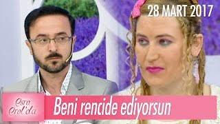 Download Talibinden Nurşen'e: Beni rencide ediyorsun.. - Esra Erol'da 28 Mart 2017 Video