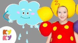 Download ☔КАП-КАП💧 - КУКУТИКИ - Развивающая детская песня мультик про трактор🚜 звуки🎼 для малышей Video