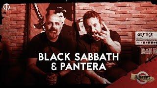 Download Novidades do Pantera e Black Sabbath | Madhouse Video