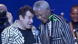 Download Johnny Clegg (With Nelson Mandela) - Asimbonanga - 1999 Fran Video