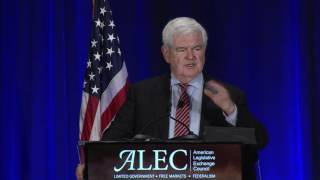 Download Newt Gingrich SNPS 2016 Video
