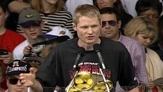 Download Steve Kerr's HILARIOUS Story About 1997 Finals Game-Winner For Michael Jordan's Bulls Video