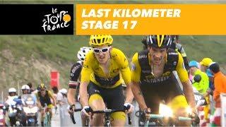 Download Last kilometer - Stage 17 - Tour de France 2018 Video