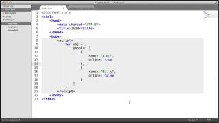 Download What is JSON? Introduction (Part 1/4) Video