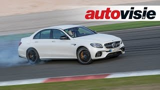Download Review Mercedes-AMG E 63 S 4MATIC+ (2017) - by Autovisie TV Video