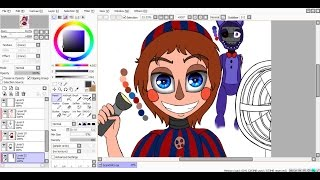 Download [SpeedPaint] Balloon Boy (FNaF2) Video