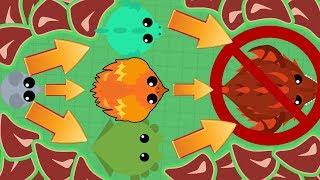 Download Mope.io How NOT To Get The New Land Monster!! + 1v1ing a Haxer (Mope.io Beta Update) Video